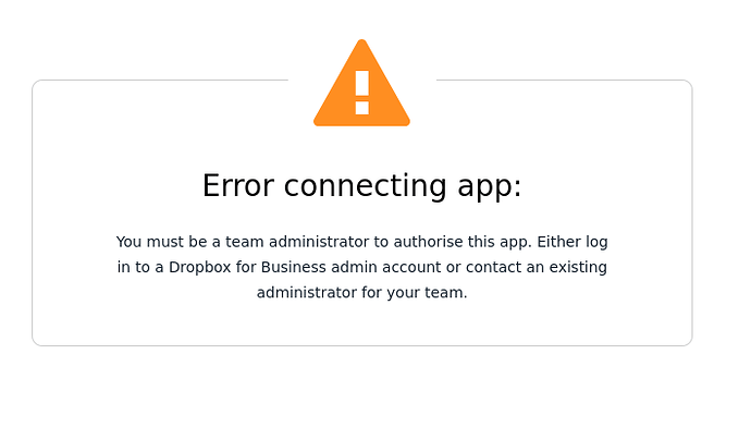 dropbox-auth-error