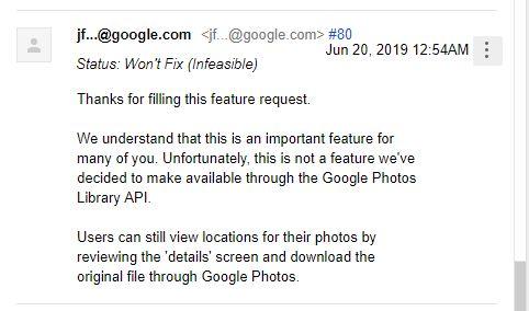 Google photos API - feature - rclone forum