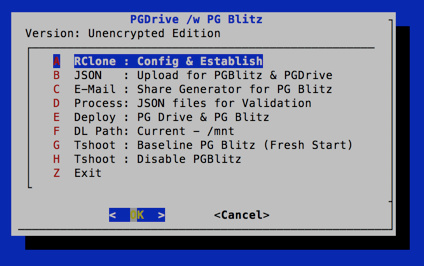 PGBlitz - SuperTransfer 2 Replacement - howto - rclone forum